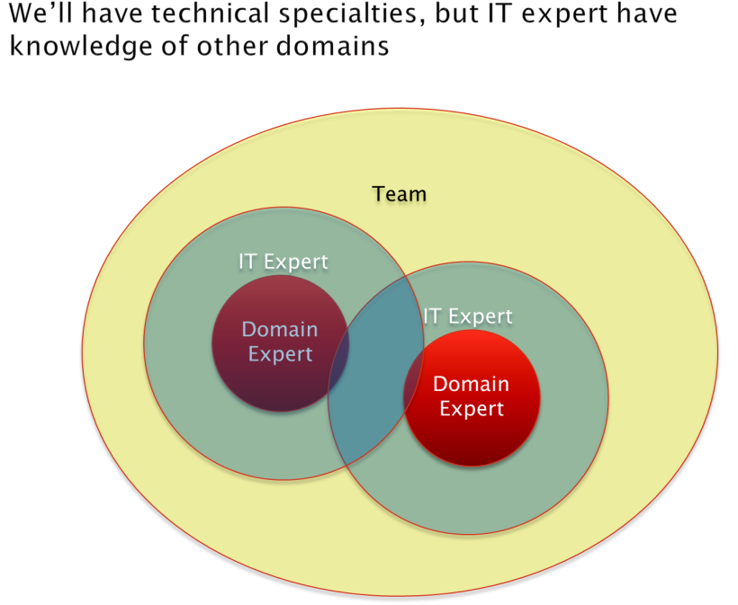 Why DevOps - Domain expert Vs IT expert